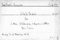Octett Es dur für 2 Oboen, 2 Klarinetten, 2 Fagotte und 2 Hörner, Op. 103
