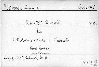 Quintett C moll für 2 Violinen, 2 Violen und Violoncell, Op. 104