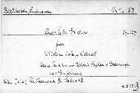 Quartett Es dur für 2 Violinen, Viola und Violoncell, Op. 127