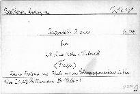 Quartett B dur für 2 Violinen, Viola und Violoncell, Op. 133