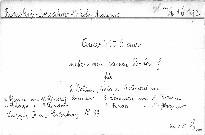 Quartet B dur über den Namen B-la-f für 2 Violinen