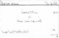 Quartett A dur Op. 26 für Klavier, Violine, Viola