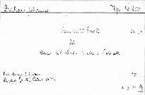 Quintett F moll op. 34 für Klavier, 2 Violinen, u.