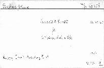 Quartett C moll op. 51 No.1 für 2 Violinen, Viola