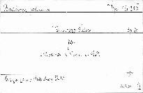Quintett F dur Op. 88 für 2 Violen u Cello
