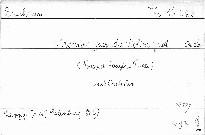 1. Konzert für die Violine G moll, op. 26