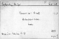 Konzert No. 1 b moll für Pianoforte mit Orchester, Op. 23