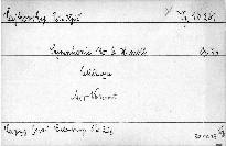 Symphonie No. 6 h moll, Op. 74
