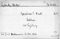 Symphonie VI. h moll, Op. 74