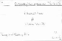 6. Quartett A dur für 2 Violinen, Viola und Cello