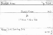 Quartett C dur. Op. 61