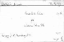 Quartett F dur. Op. 96