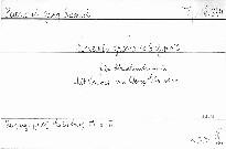 Concerto grosso No 6 g moll für Streichinstrumente