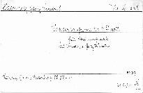 Concerto grosso No. 10 d moll für Streichinstrumente