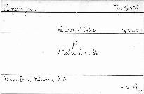 26. Quartett F dur für 2 Violinen, Viola und Cello