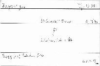 30. Quartett D dur für 2 Violinen, Viola und Cello