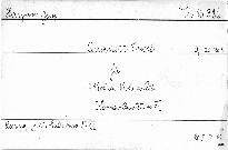 Quartett f moll für 2 Violinen, Viola, Violoncell, op. 37