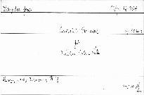47. Quartett fis moll