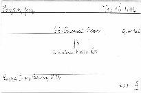 65.Quartett B dur für 2 Violinen,Viola und Violonc
