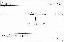 68.Quartett Es dur für 2 Violinen,Viola und Cello,