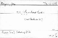 Symphonie Es dur mit Paukenwirbel,Hob.103./1/