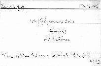 104./2/Symphonie D dur