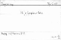 98./8/Symphonie B dur