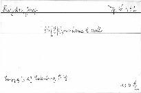 95./9/ Symphonie C moll