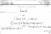 Kvarteto pro dvoje housle, violu a violoncello