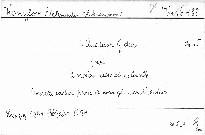 1. Quatuor G dur Op. 15