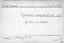 Symphonie espagnole, op. 21, d moll