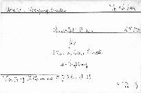 Quartett D dur für 2 Violinen, Viola und Violoncell, KV 575