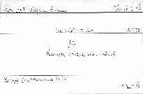 Quintett A dur für Klarinette, 2 Violinen, Viola und Violoncell, KV 581
