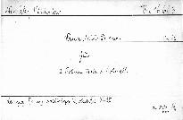 Quartett D dur für 2 Violinen, Viola und Violoncell, Op. 35