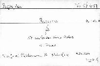 Requiem für Alt oder Bariton, Chor und Orchester