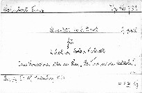 Quartett No. 6 D moll für 2 Violinen, Viola und Violoncell