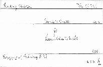 Quintett e moll für Klavier, 2 Violinen, Viola und