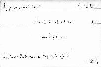 Streichquartett C dur, op. 37