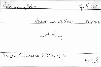 Streichquartett F dur, op. 41