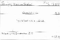 Quartett A dur pro 2 housle, violu a violoncello,