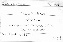 Konzert No. 1 d moll für 3 Klaviere mit Begleitung von 2 violinen, Viola und Bass