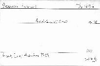 Streich-Quartett d moll. Op.75