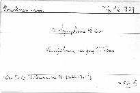 7. Symphonie E dur