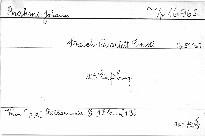 Streich Quartett C moll Op. 51 No 1