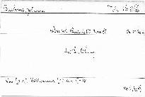 Streich Quartett A moll Op. 51 Nr. 2