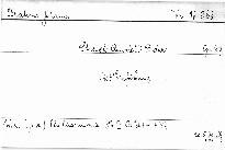 Streich Quartett B dur Op. 67