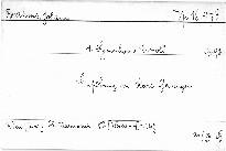4. Symphonie E moll Op. 98 Einführung von K. Geiri