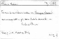 Tanszuite aus Klavierstücken von F. Couperin