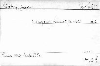 1. smyčcový kvartet gis moll, op. 6