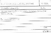 Kvartet No. 8 fis moll Op. 59